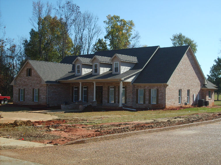 Starkville builders new home construction icf for Icf house cost